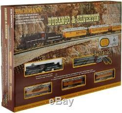Bachmann Durango Et Silverton N Echelle Prêt À L'emploi Set Train Électrique Design