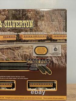 Bachmann Durango Et Silverton N Scale Prêt À Exécuter La Conception De L'ensemble De Trains Électriques