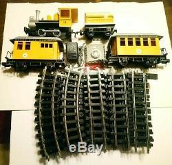 Bachmann Echelle G Train L'il Hauler Big Short Line Railroad Ready To Run Set