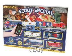 Bachmann Echelle Ho 1 503 Prêt À L'emploi Train Scout Spécial E-z App