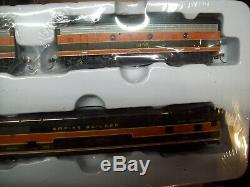 Bachmann Empire Builder Ensemble Pour Train Électrique, Échelle Ho