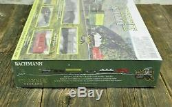 Bachmann Ho 00750 Chessie Set De Train Spécial Ready To Run S'allume Neuf Et Scellé