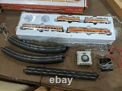 Bachmann Ho Royal Gorge Passager Prêt À Courir Train Set 00689 Complet En Boîte
