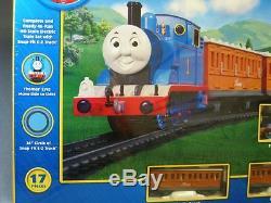 Bachmann Ho Thomas The Tank Annie & Clarabel Train Ready To Run 00642 Nouveau