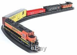 Bachmann Rail Chef Set De Train Électrique À L'échelle Ho