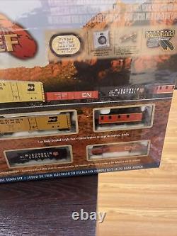 Bachmann Rail Chief Ready-to-run Scale Ho Electric Train Set 00706 Nouveau Scellé