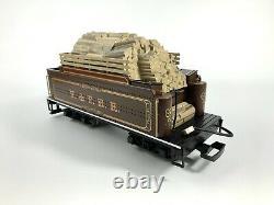 Bachmann Silverado Grands Transporteurs Complets Et Prêts À Exécuter Ensemble De Train À Grande Échelle
