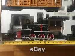 Bachmann Train Électrique Set Grande Echelle G Le Plainsman Prêt À Fonctionner Nib