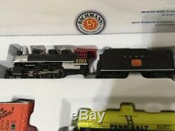 Bachmann Trains 00626 Coffret De Train Prêt À Fonctionner À L'échelle Ho Pour Train Marchandises À Vapeur De Chattanooga