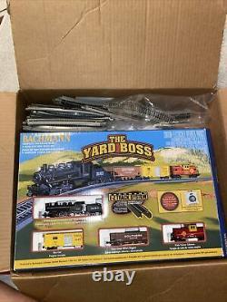 Bachmann Trains 24014 Yard Boss N Échelle Prête À Courir Train Set