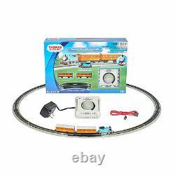 Bachmann Trains 24028 Thomas Avec Annie Et Clarabel Prêt À Courir Train Set