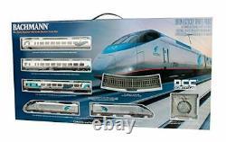 Bachmann Trains Amtrak Acela DCC Équipé Prêt À Courir Ensemble De Trains Électriques