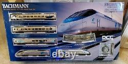 Bachmann Trains Amtrak Acela DCC Équipé Ready To Run Electric Train Set Ho