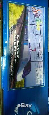 Bachmann Trains Amtrak Acela DCC Équipé Ready To Run Électrique Train