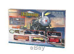 Bachmann Trains Chattanooga Ho Train Est Prêt À Fonctionner Avec Snap-lock Ez