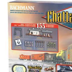 Bachmann Trains Chattanooga Prêt-à-run Set Train Électrique, Echelle Ho-626 Bt