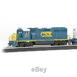 Bachmann Trains Coastliner Prêt-à-run Fret Train, Echelle Ho (2 Pack)