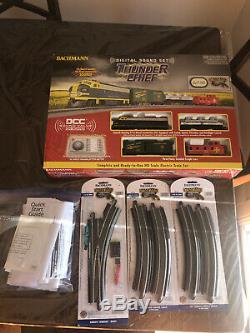 Bachmann Trains DCC Chef De Thunder Sonore Valeur Ready To Run Électrique Train