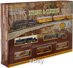 Bachmann Trains Durango Et Silverton Prêts À Courir Ensemble De Locomotives Électriques