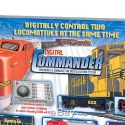 Bachmann Trains Ensemble De Modèles Réduits De Trains DCC Digital Commander À L'échelle Ho