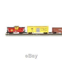 Bachmann Trains Ensemble De Train Électrique Prêt À Fonctionner 24014-bt