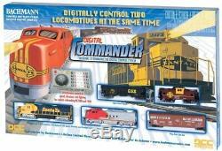 Bachmann Trains Équipé Numérique Commander DCC Ready To Run Électrique Train