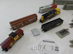 Bachmann Trains Équipés Numérique Commander DCC Ready To Run Set Train Électrique