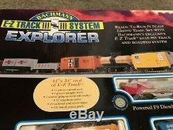 Bachmann Trains Explorateur Ready To Run N Echelle Train
