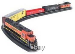 Bachmann Trains Ferroviaire Chef Ready To Run 130 Piece Électrique Train Ho