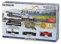 Bachmann Trains L'étalon N Echelle Ready To Run Électrique Train