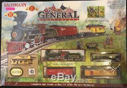 Bachmann Trains Le # 736 Ho Général Échelle, Prêt-à-run Électrique Train -nib