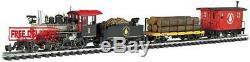Bachmann Trains Logger North Woods Ready To Run Électrique Train Grande G