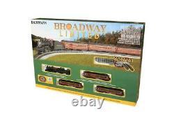 Bachmann Trains N Scale Broadway Limited Série De Rails Prêts À Rouler 24026