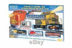 Bachmann Trains Numérique Commandant DCC Équipé Ready To Run Électrique Train