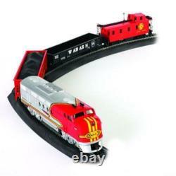 Bachmann Trains Santa Fe Flyer Ready To Run Electric Train Set Échelle Ho