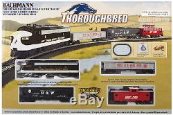 Bachmann Trains Set De Train À L'échelle Ho Prêt À L'emploi