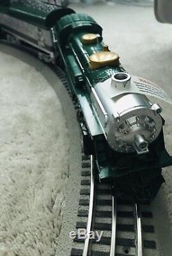 Bnib Lionel Lionchief Coffret De Train Télécommandé Prêt À L'emploi Silver Express
