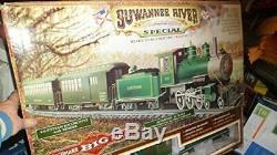 Buchmann Suwannee Rivière Spécial Prêt À L'emploi Électrique Train 4-6-0