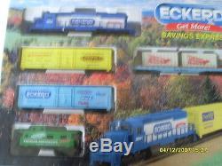 Coffret De Train Électrique Prêt À Fonctionner À L'échelle Ihc Ho Collectors Edition Limitée 2001