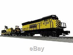 Coffret De Train Lion Chief Construction Railroad Lion Chief