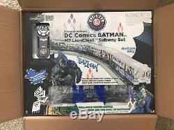 DC Comics Batman Lionchief Prêt-à-run M7 Subway Sku 6-81475