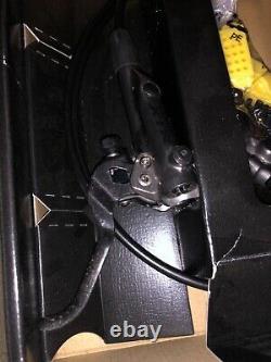 Disc Brake Xtr M9020 Kit Full Set Avant Et Arrière Prêt À Fonctionner