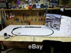 Echelle N C-8 DC Bachmann Empire Builder # 24009 Complet Prêt À Fonctionner Set In Box