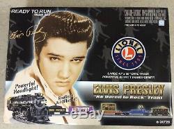 Elvis Presley Ready To Run Lionel Train 6-31728 Marque Nouveau