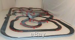 Ensemble De Chenilles Pour Voitures Ho 66 'afx Tomy Raceway Raceway Ho, Prêt À Fonctionner / Nouvelles Voitures