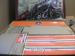 Ensemble De Passager À Vapeur Lionel Strasburg Railroad, Prêt À Fonctionner 6-30133 +
