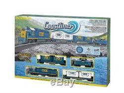 Ensemble De Train Électrique Bachmann Trains Coastliner Ready To Run