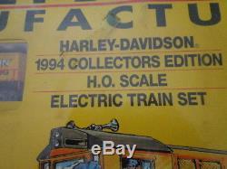 Ensemble De Train Ho Complet Prêt À Fonctionner1994 Harley-davidsonmanufacturing