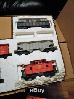 Ensemble De Train Spécial K-line Santa Fe À Vapeur Avec 5 Voitures Prêt À Fonctionner
