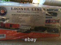 Ensemble De Trains Électriques À Jauge Électrique De Lionel Lines